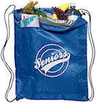 Insulated Drawstring Bags